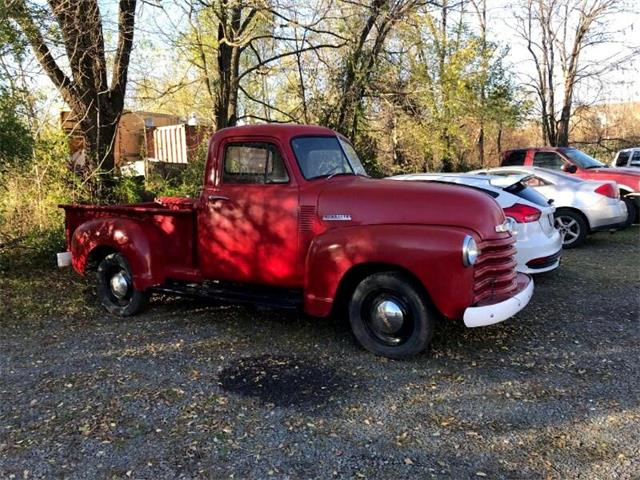 1952 Chevrolet 3-Window Pickup (CC-1424041) for sale in Harpers Ferry, West Virginia