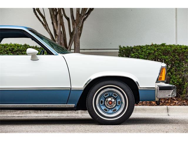 1980 Chevrolet El Camino (CC-1424045) for sale in Orlando, Florida