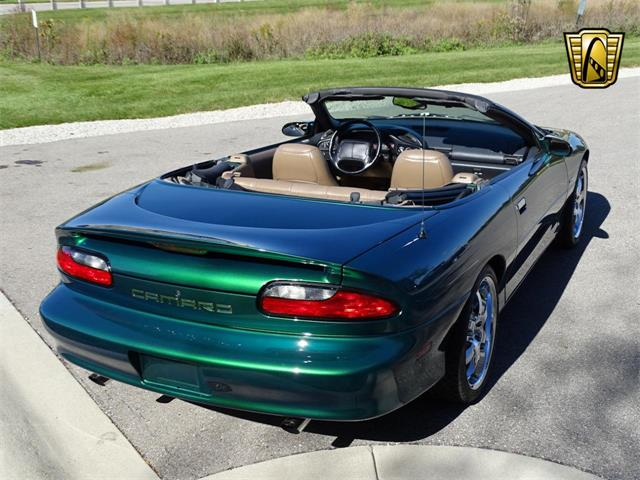 1995 Chevrolet Camaro (CC-1424062) for sale in O'Fallon, Illinois