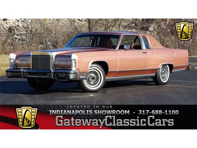 1978 Lincoln Continental (CC-1424065) for sale in O'Fallon, Illinois