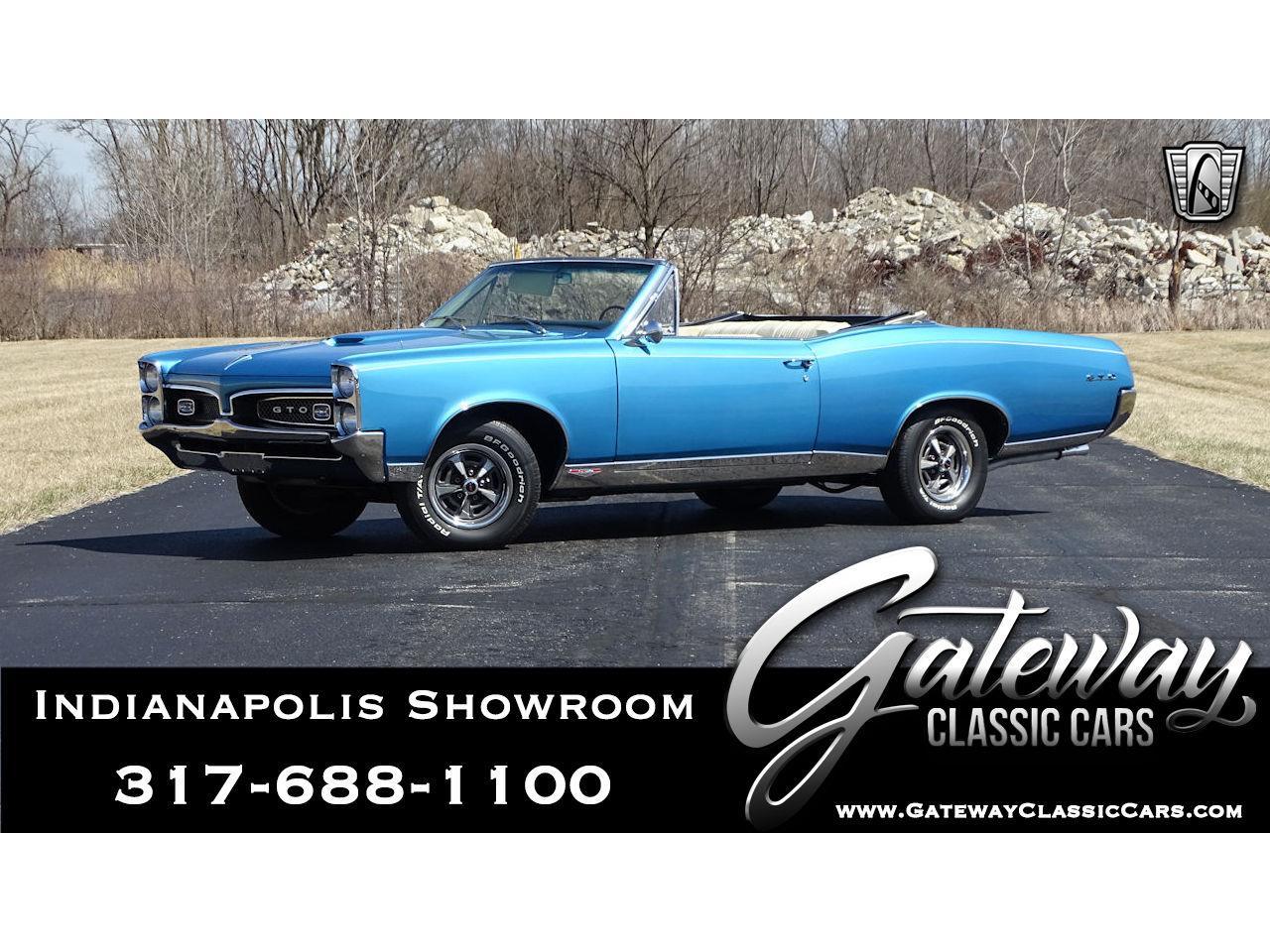1967 Pontiac GTO (CC-1424067) for sale in O'Fallon, Illinois