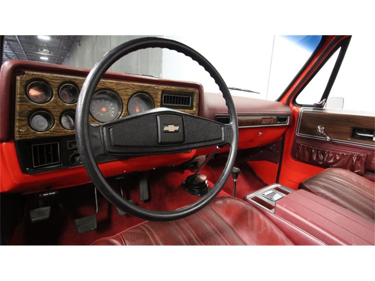 1976 Chevrolet Blazer (CC-1420407) for sale in Lithia Springs, Georgia