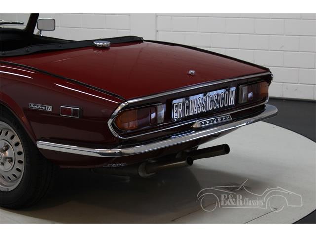 1971 Triumph Spitfire (CC-1424071) for sale in Waalwijk, Noord Brabant
