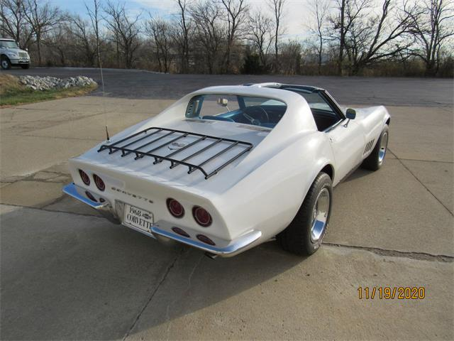 1968 Chevrolet Corvette (CC-1424072) for sale in O'Fallon, Illinois