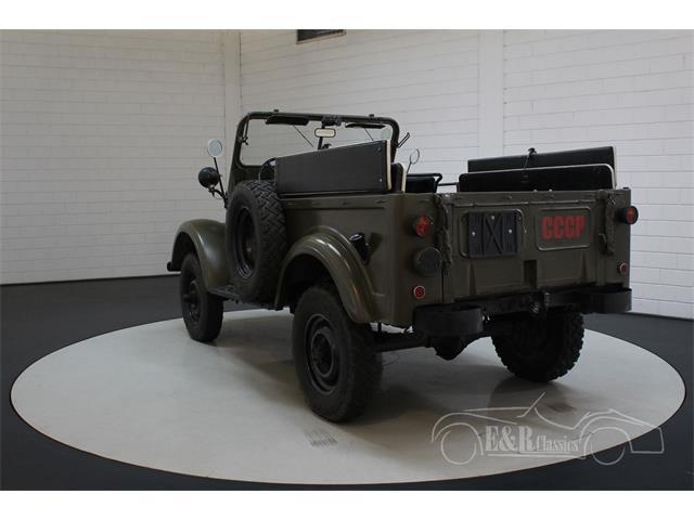 1969 GAZ GAZ-69 (CC-1424082) for sale in Waalwijk, Noord-Brabant