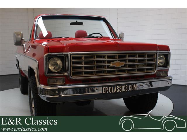 1975 Chevrolet Blazer (CC-1424084) for sale in Waalwijk, Noord Brabant