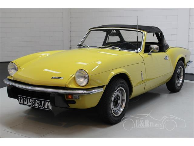 1974 Triumph Spitfire (CC-1424086) for sale in Waalwijk, Noord Brabant
