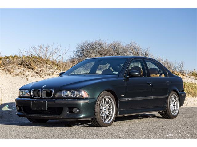 2001 BMW M5 (CC-1424089) for sale in STRATFORD, Connecticut