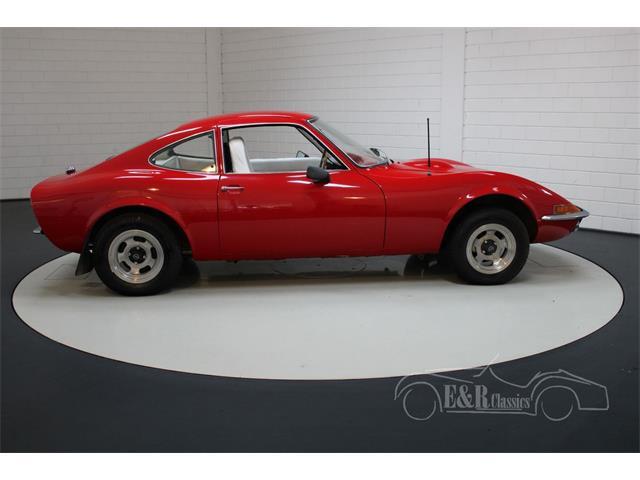 1973 Opel GT (CC-1424090) for sale in Waalwijk, Noord-Brabant