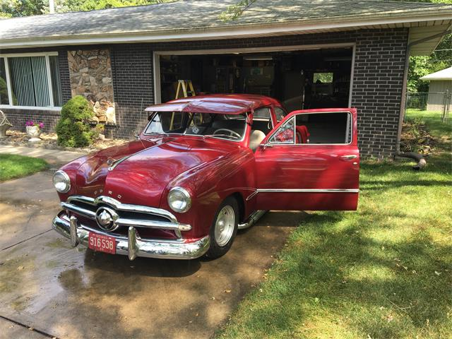 1949 Ford Coupe (CC-1424091) for sale in La Porte, Indiana