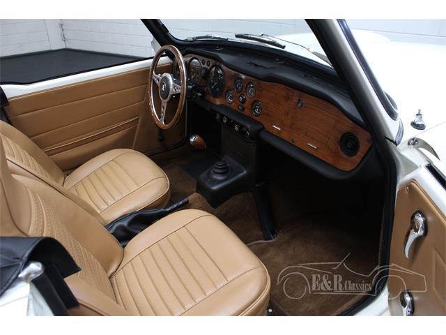 1972 Triumph TR6 (CC-1424092) for sale in Waalwijk, Noord Brabant