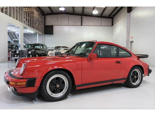 1986 Porsche 911 Carrera (CC-1424095) for sale in Saint Ann, Missouri