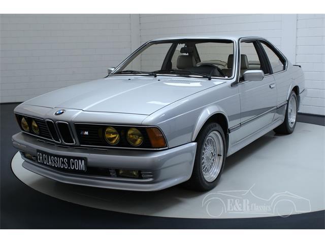 1984 BMW 635csi (CC-1424098) for sale in Waalwijk, Noord Brabant