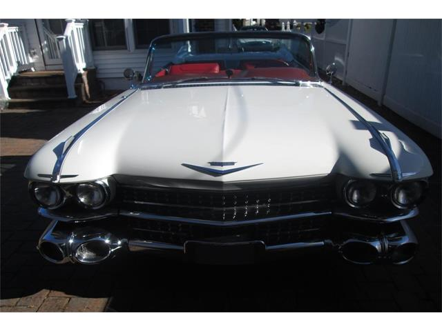 1959 Cadillac Eldorado Biarritz (CC-1424101) for sale in East Meadow, New York