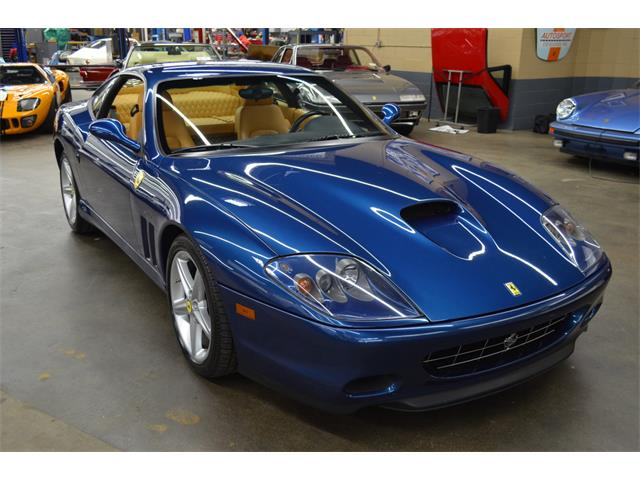 2004 Ferrari 575 Maranello (CC-1424102) for sale in Huntington Station, New York