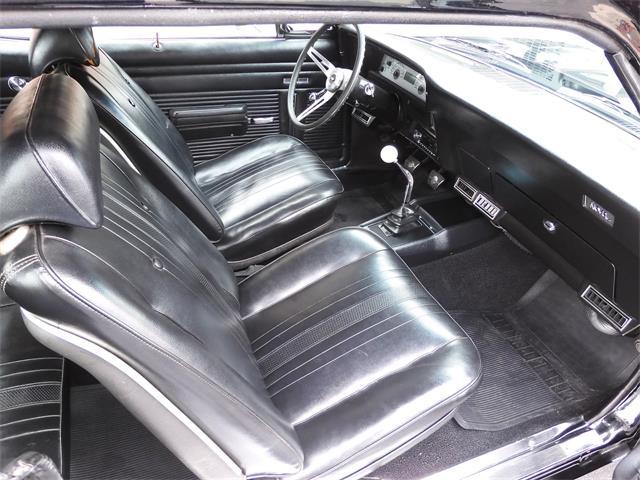 1972 Chevrolet Nova SS (CC-1424107) for sale in Clarkston, Michigan