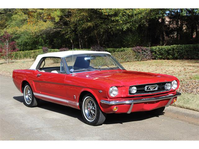 1966 Ford Mustang GT (CC-1424109) for sale in Roswell, Georgia