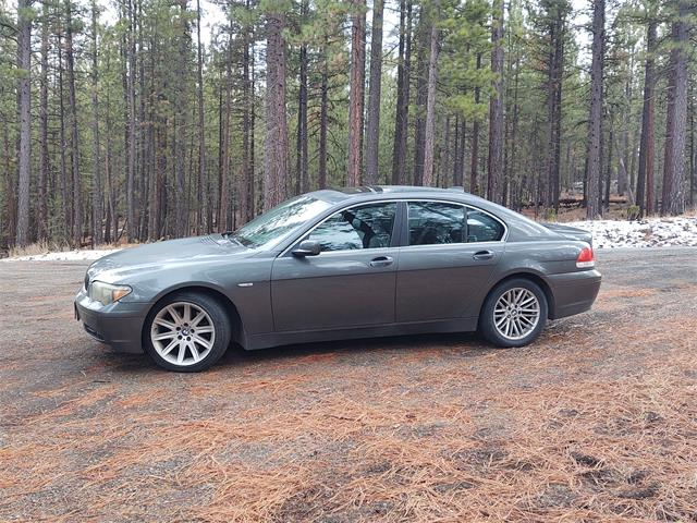 2004 BMW 745i (CC-1424112) for sale in Alturas, California