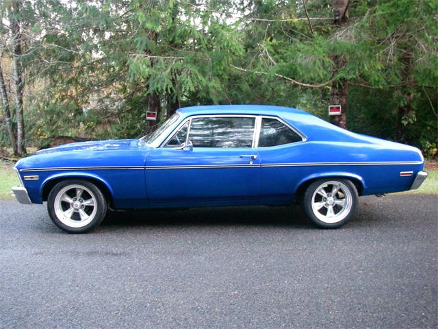 1970 Chevrolet Nova (CC-1424113) for sale in Lakebay, Washington