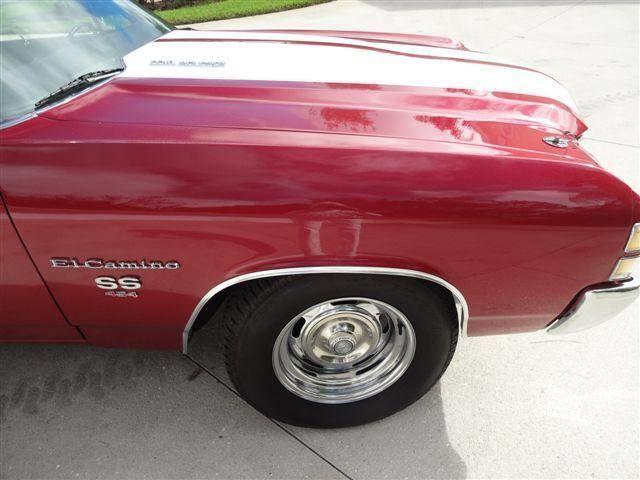 1971 Chevrolet El Camino SS (CC-1424126) for sale in Sarasota, Florida