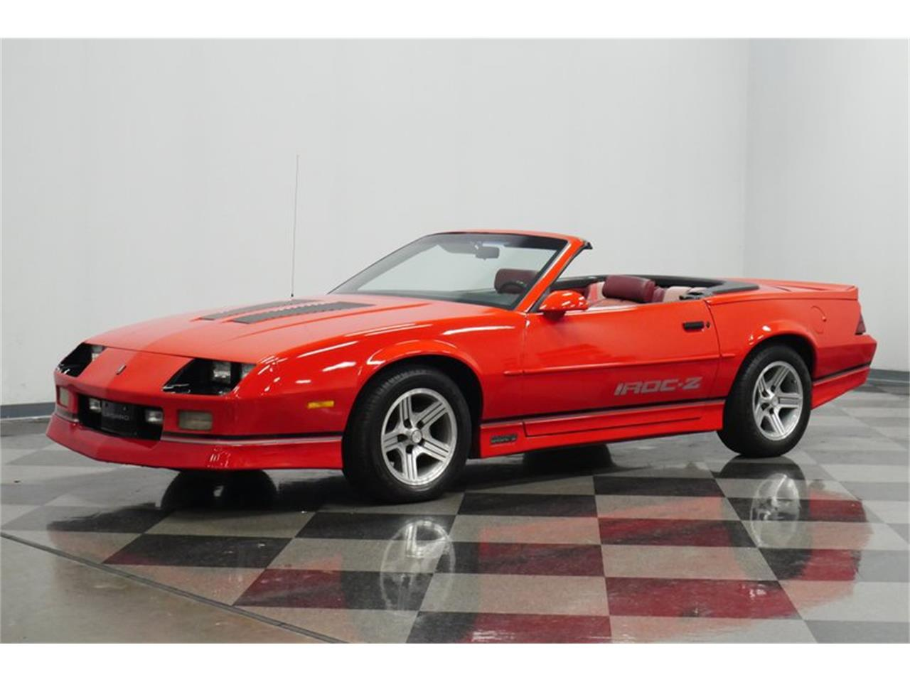 1989 Chevrolet Camaro (CC-1420413) for sale in Lavergne, Tennessee