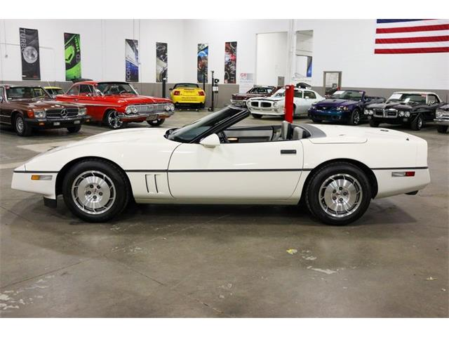 1986 Chevrolet Corvette (CC-1424138) for sale in Kentwood, Michigan