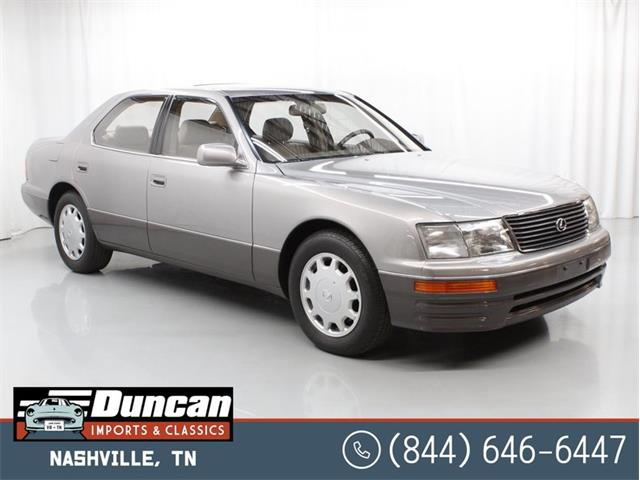 1997 Lexus LS (CC-1424146) for sale in Christiansburg, Virginia