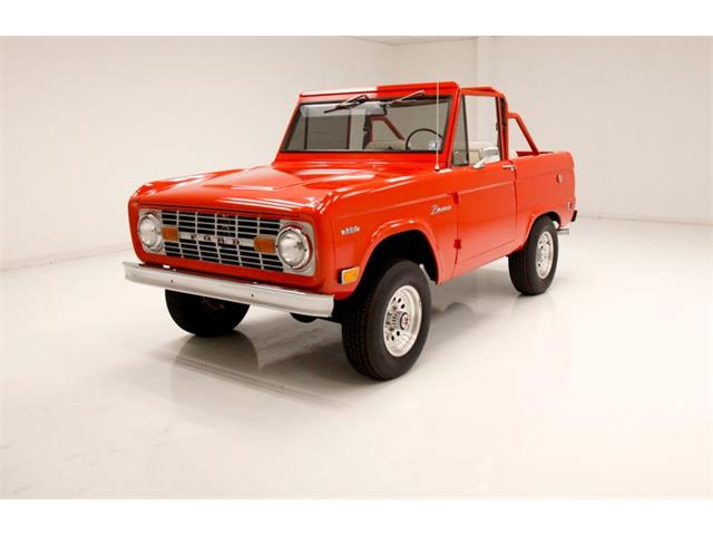 1969 Ford Bronco (CC-1424152) for sale in Morgantown, Pennsylvania