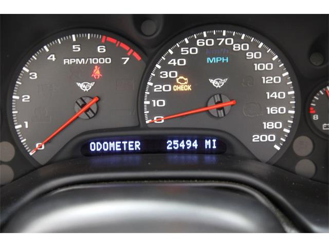 1999 Chevrolet Corvette (CC-1424157) for sale in Morgantown, Pennsylvania