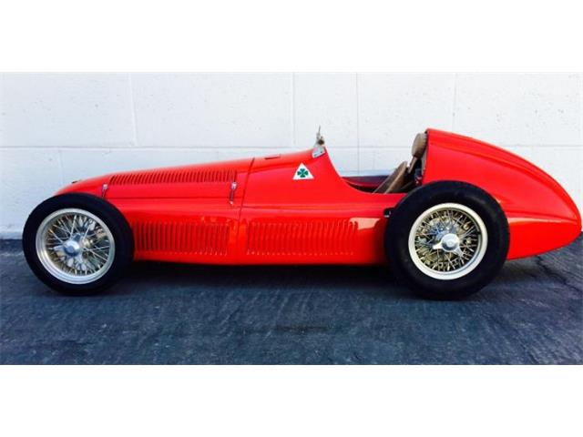 1951 Alfa Romeo Race Car (CC-1424160) for sale in Cadillac, Michigan