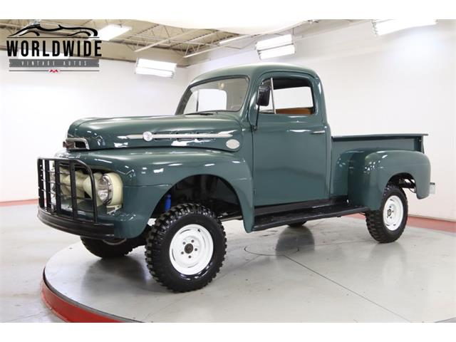 1952 Ford F1 (CC-1424162) for sale in Denver , Colorado