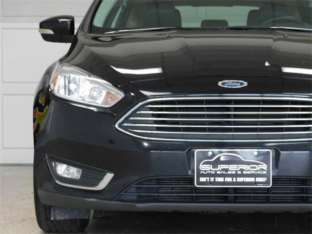 2016 Ford Focus (CC-1424166) for sale in Hamburg, New York