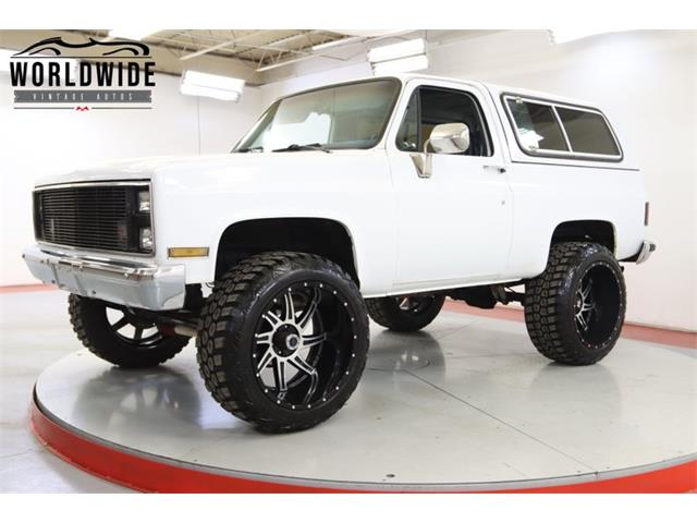 1988 Chevrolet Blazer (CC-1424167) for sale in Denver , Colorado