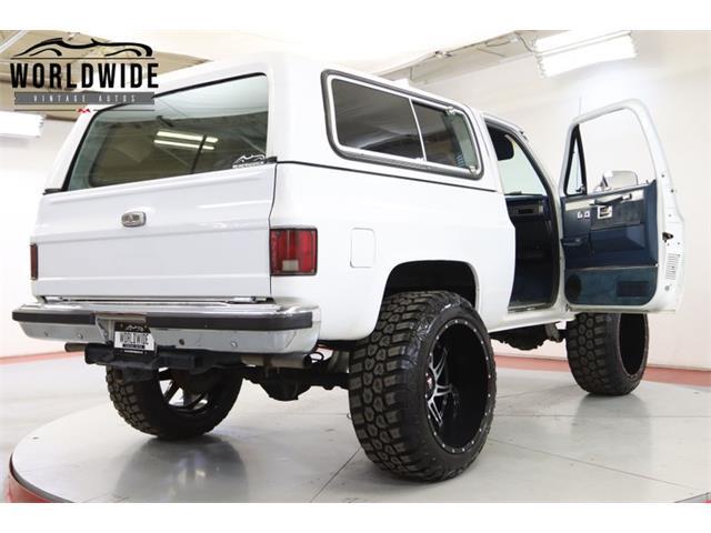 1988 Chevrolet Blazer (CC-1424167) for sale in Denver , Colorado