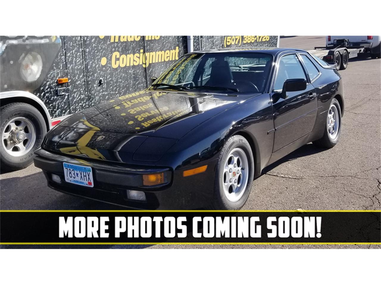 1986 Porsche 944 (CC-1420418) for sale in Mankato, Minnesota