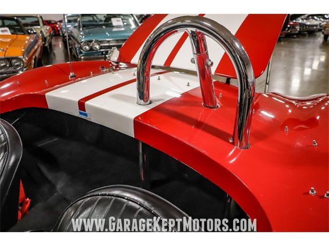 1965 Custom Cobra (CC-1424181) for sale in Grand Rapids, Michigan