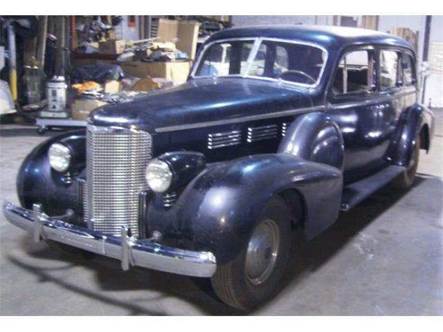 1938 Cadillac Fleetwood (CC-1424183) for sale in Cadillac, Michigan