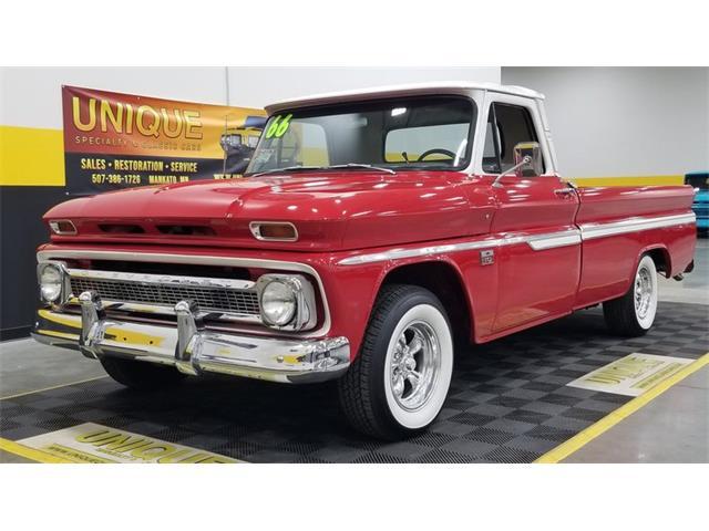 1966 Chevrolet C10 (CC-1424193) for sale in Mankato, Minnesota