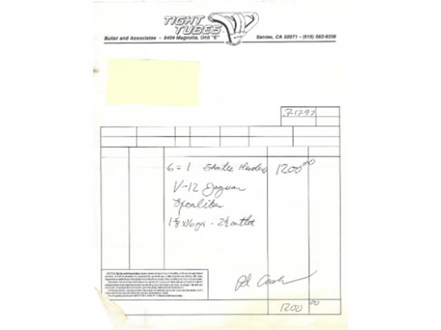 1982 Excalibur Series IV Phaeton (CC-1424195) for sale in Beverly Hills, California