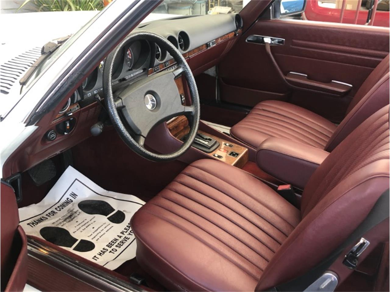 1985 Mercedes-Benz 380SL (CC-1420042) for sale in Los Angeles, California