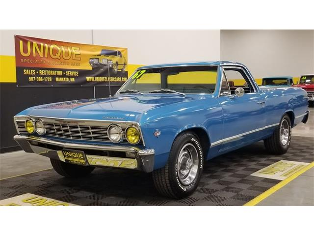 1967 Chevrolet El Camino (CC-1420420) for sale in Mankato, Minnesota