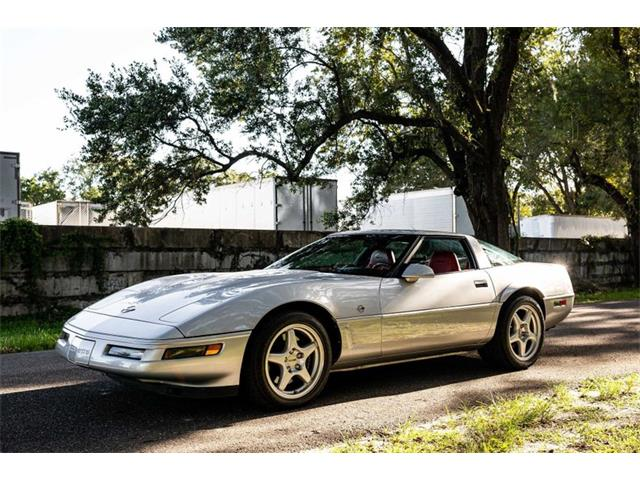 1996 Chevrolet Corvette (CC-1424203) for sale in Punta Gorda, Florida
