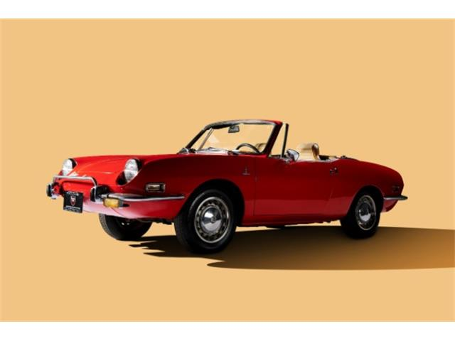1972 Fiat 850 (CC-1424207) for sale in Beverly Hills, California