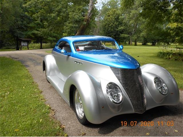1937 Ford Coupe (CC-1424209) for sale in Cadillac, Michigan