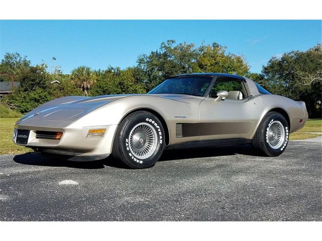 1982 Chevrolet Corvette (CC-1424221) for sale in Punta Gorda, Florida