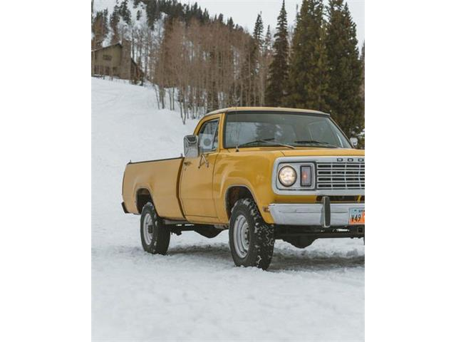 1978 Dodge W Series (CC-1424225) for sale in Cadillac, Michigan