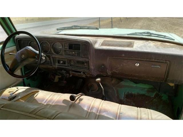 1984 Dodge W Series (CC-1424226) for sale in Cadillac, Michigan