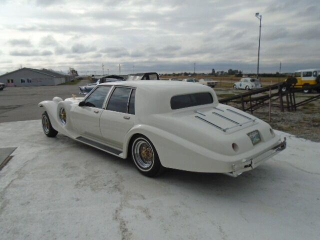 1987 Chevrolet Caprice (CC-1424228) for sale in Staunton, Illinois
