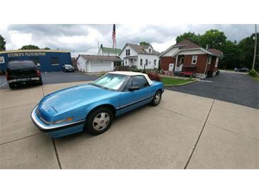 1990 Buick Reatta (CC-1424231) for sale in Cadillac, Michigan
