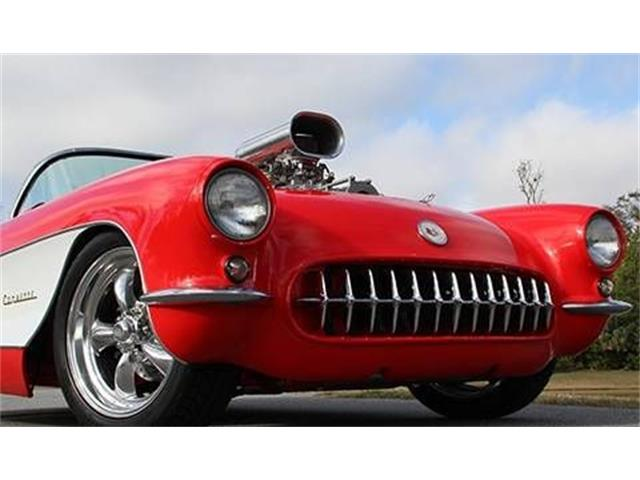 1957 Chevrolet Corvette (CC-1424232) for sale in Cadillac, Michigan